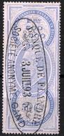 Belgique Effet De Commerce 500 à 1000 Francs Leopold II Banque De Flandres 03/07/1893 Société Anonyme Gand    TB - Revenue Stamps