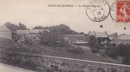 02 / CUISY EN ALMONT / LA MAISON BLEUE - France