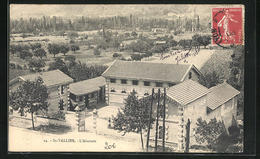 CPA St-Vallier, L`Abattoir, Schlachthof - France