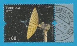 Portugal / Acores  2009  Mi.Nr. 558 , EUROPA CEPT - Astronomie - Gestempelt / Used / (o) - Europa-CEPT