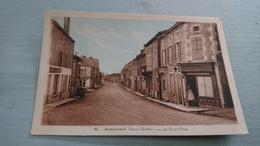 La Grand Rue - Moncoutant