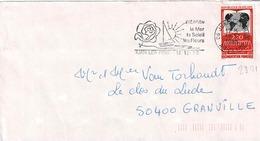 TP  N° 2391 Seul Sur Enveloppe De Juan Les Pins - Marcophilie (Lettres)