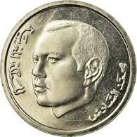 Monnaie, Maroc, Mohammed VI, Dirham, 2002/AH1423, Paris, SUP, Copper-nickel - Maroc