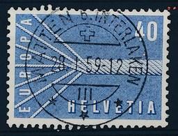 "HELVETIA - Mi Nr 647 - Cachet ""MATTEN BEI INTERLAKEN"" - (ref. 1291) - Oblitérés"