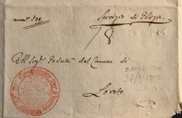 1808  SAN BENEDETTO PER LORETO - Italy