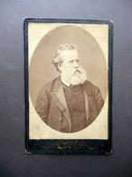 Fotografia Charles Gounod Compositore Formato Cabinet Gabinetto 1890 Circa - Foto