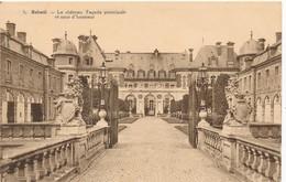 CPA - Belgique - Beloeil - Le Château Principale Et Cour D'honneur - Beloeil