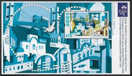 Hong Kong 2008 Praga 2008 Mini Sheet Unmounted Mint [3/2663/ND] - 1997-... Chinese Admnistrative Region