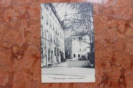 CASTELLANE (04) - PLACE DE LA MAIRIE - Castellane