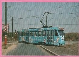 CP - TRAMWAY - MUPDoFER - Bruxelles - PCC 7160 De 1970. - Tram