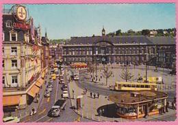 CP - TRAMWAY - Liège - Place St. Lambert. - Tramways