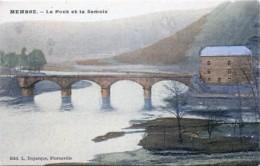 Belgique -Vresse-sur-Semois - Membre - Le Pont Et La Semois - Vresse-sur-Semois