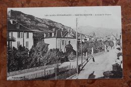 BARCELONNETTE (04) - AVENUE DE FRANCE - Barcelonnette