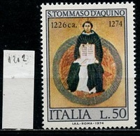 Italie - Italy - Italien 1974 Y&T N°1202 - Michel N°1467 *** - 50l Saint Thomas D'Aquilin - 6. 1946-.. Republic