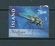 2005 Iceland Insects Used/gebruikt/oblitere - Gebruikt