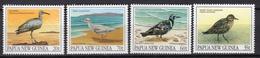 1990 - PAPUA E NUOVA GUINEA - Yv.  Nr. 618/621 - (UP131.30) - Vögel