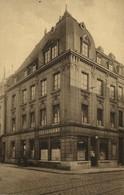 Luxemburg, LUXEMBOURG, Hotel-Restaurant Taverne De La Bourse (1920s) Postcard - Luxemburg - Town