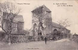 12 /  PRES DE MUR -DE- BARREZ -   / EGLISE DE BROMAT - Autres Communes