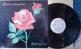 LP ORCHESTRA CAMPANINI MERAVIGLIOSA Etichetta CARISCH DL 46 - Country & Folk