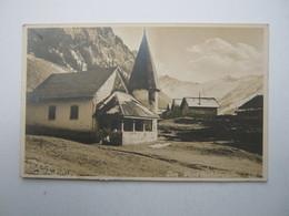 STEG , Schöne Karte Aus Liechtenstein  1937 - Liechtenstein