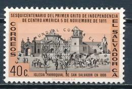 °°° EL SALVADOR - Y&T N°685 - 1963 MNH °°° - El Salvador
