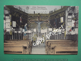Tancrémont Interieur De La Chapelle Pepinster & Theux - Theux