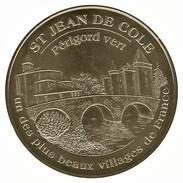 Monnaie De Paris 24.Saint Jean De Cole - Périgord Vert  2009 - 2009