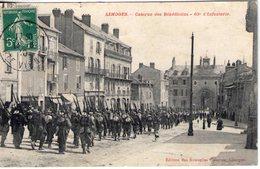 87. Limoges. Caserne Des Bénédictins. 63e D'infanterie - Limoges