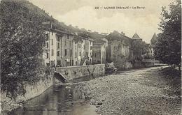 *CPA - 34 - LUNAS - Le Barry - France