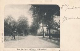 CPA - Belgique - Rue Du Parc - Heusy - Verviers