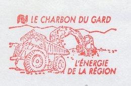 Meter Cover France 2000 Excavator - Sand Truck - Métiers
