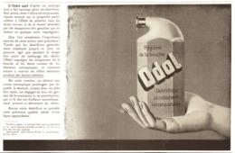 "PUB DENTIFRICE   "" ODOL ""   1909  ( 8 ) - Other"