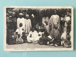 VILLAGE AFRICAIN - Le Brodeur - Autres
