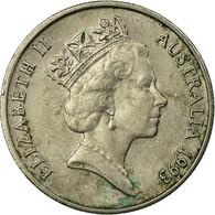 Monnaie, Australie, Elizabeth II, 5 Cents, 1993, TTB, Copper-nickel, KM:80 - Monnaie Décimale (1966-...)