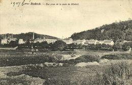 Luxemburg, DIEKIRCH, Vue Prise De La Route De Gilsdorf (1907) Postcard - Diekirch
