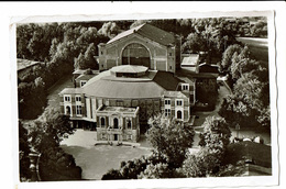 CPA - Carte Postale -Allemagne-Bayreuth -festspielhaus-1954  VM2189 - Bayreuth