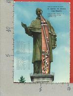 CARTOLINA NV ITALIA - SAN CARLO In ARONA (NO) - San Carlone - Lago Maggiore - 10 X 15 - Monumenti