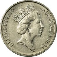 Monnaie, Australie, Elizabeth II, 5 Cents, 1994, TTB, Copper-nickel, KM:80 - Monnaie Décimale (1966-...)