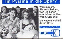 """(Gm3) BRD Telefonkarte 1991 (40) Ungebraucht """"Im Pyjama In Die Oper"""" - Deutschland"""