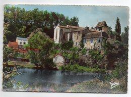 Près Mussidan  --SOURZAC--Vieille église Et Bords De L'Isle-- - Autres Communes