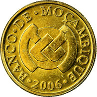 Monnaie, Mozambique, 10 Centavos, 2006, SPL, Brass Plated Steel, KM:134 - Mozambique
