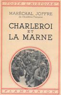Charleroi Et La Marne - Weltkrieg 1914-18