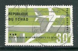 TCHAD- P.A Y&T N°29- Oblitéré - Tchad (1960-...)