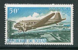 TCHAD- P.A Y&T N°39- Oblitéré - Tchad (1960-...)