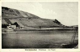 Luxemburg, GREVENMACHER, Weinberge, Les Vignes (1930) Postcard - Postkaarten