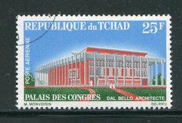TCHAD- P.A Y&T N°35- Oblitéré - Tchad (1960-...)