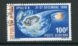 TCHAD- P.A Y&T N°55- Oblitéré (espace) - Tchad (1960-...)