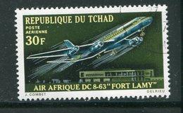 TCHAD- P.A Y&T N°72- Oblitéré - Tchad (1960-...)