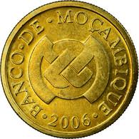 Monnaie, Mozambique, 20 Centavos, 2006, SUP, Brass Plated Steel, KM:135 - Mozambique