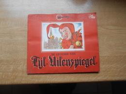 Chromoalbum   Chocolade Meurisse   De Legende Van Tijl Uilenspiegel - Chocolat